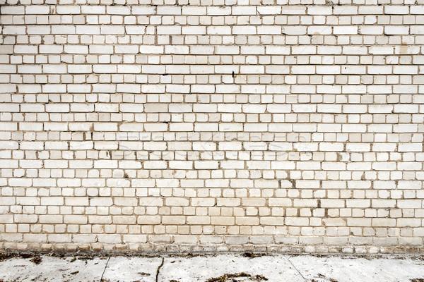 Wall and pavement Stock photo © Taigi