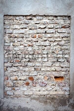 Old cement wall texture Stock photo © Taigi