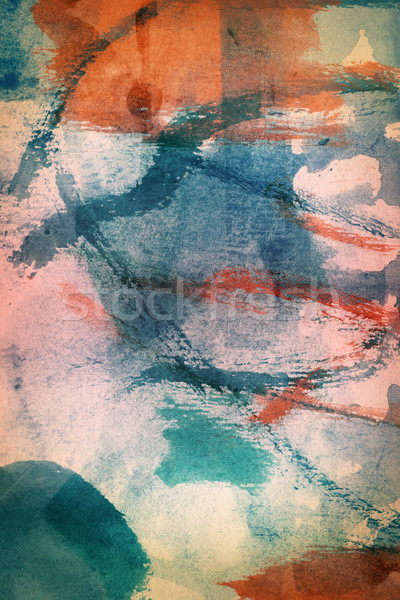 Stock photo: Designed abstract art background