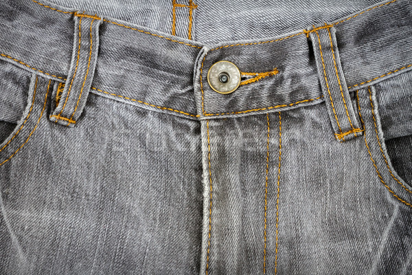 Gray jeans front Stock photo © Taigi