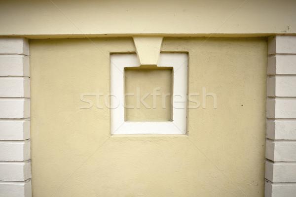 Architectural detail Stock photo © Taigi