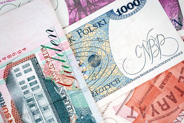 старые недействительный деньги модель знак Сток-фото © Taigi