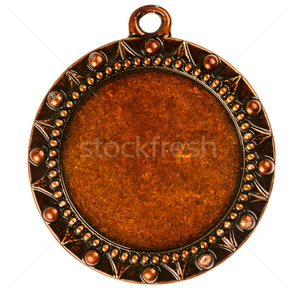 Old bronze medal  Stock photo © Taigi