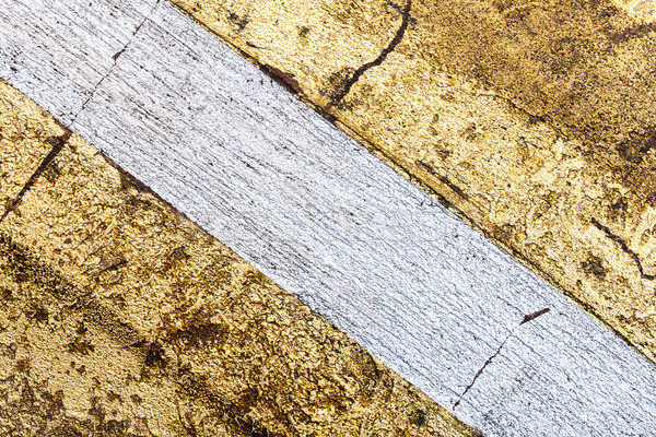 Mur texture argent or stuc Photo stock © Taigi
