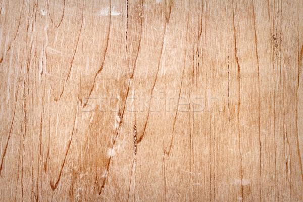 Repedt furnérlemez textúra közelkép lövés kopott Stock fotó © Taigi