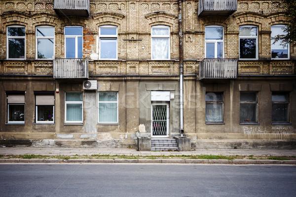 Old street wall   Stock photo © Taigi