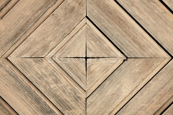 Wooden wall background Stock photo © Taigi