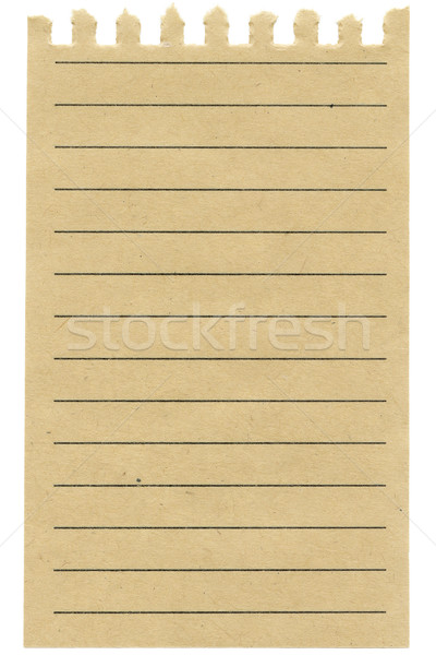 Recycled paper Stock photo © Taigi