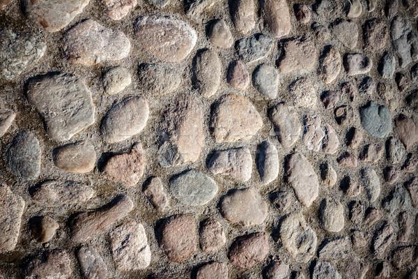 Old stone paving Stock photo © Taigi