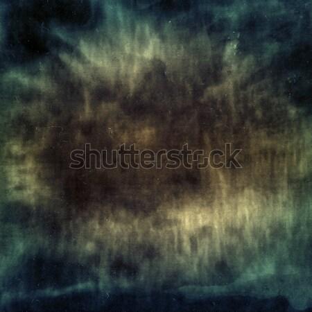 Streszczenie zakurzony tekstury papieru tle ramki powrót Zdjęcia stock © Taigi