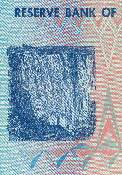 Zimbabwe note Stock photo © Taigi
