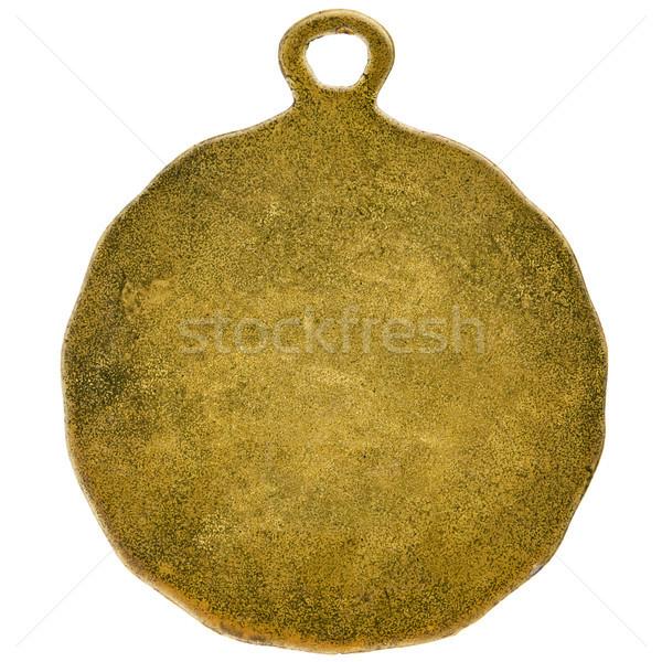 金メダル 孤立した 白 スポーツ 成功 イベント ストックフォト © Taigi