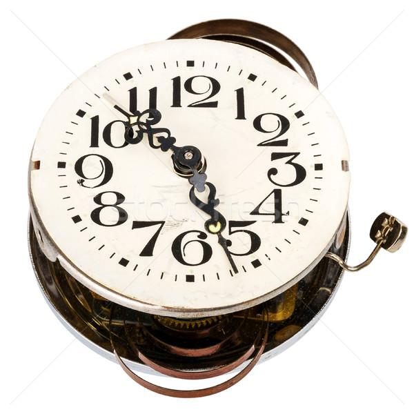 Old clockwork Stock photo © Taigi