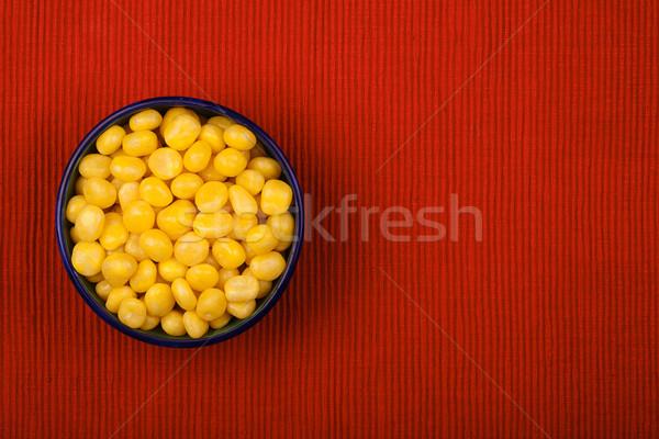 Bowl of dragee Stock photo © Taigi