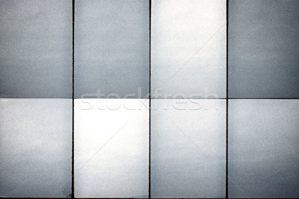 Rumoroso film strip texture pesante grano polvere Foto d'archivio © Taigi