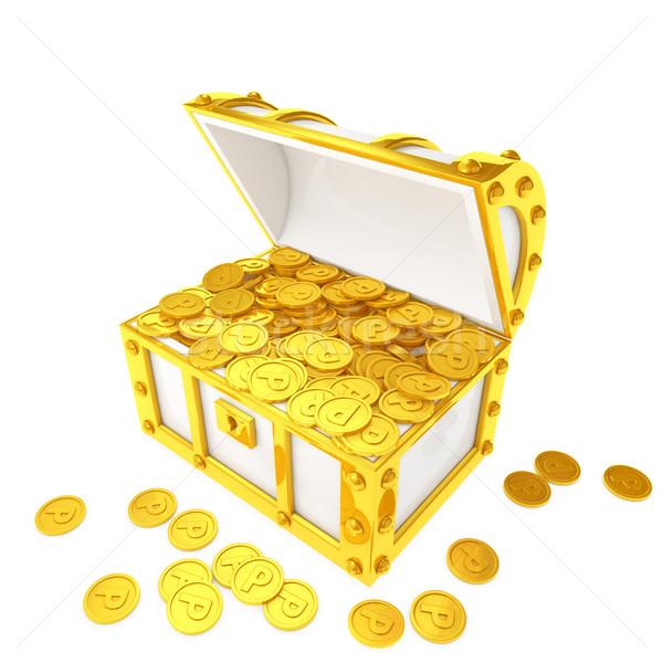 ポイント コイン 幸せ ショッピング にログイン ストックフォト © taiyaki999