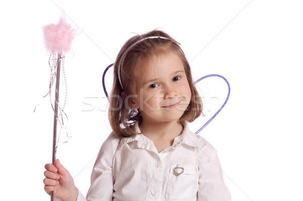 妖精 かわいい 美 星 子供 ストックフォト © Talanis