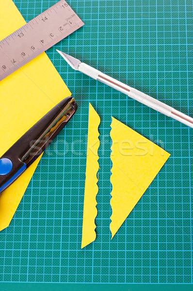 Scrapbooking material Stock photo © Talanis
