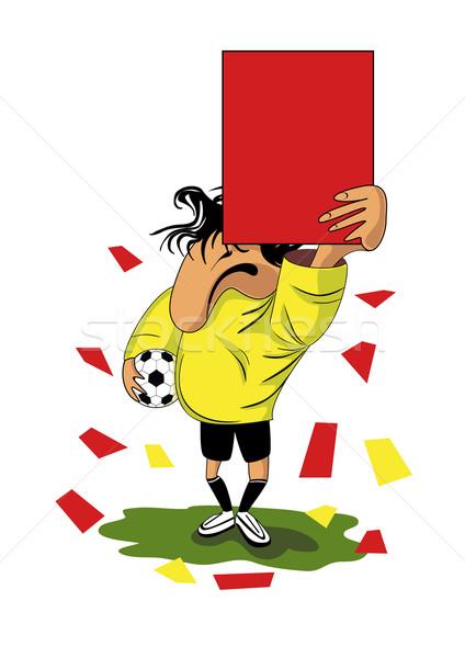 Referee Stock photo © tanais