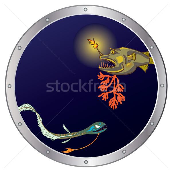 deep-sea fishes Stock photo © tanais