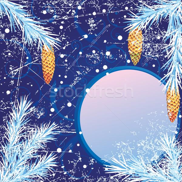 Stock photo: Christmas banner