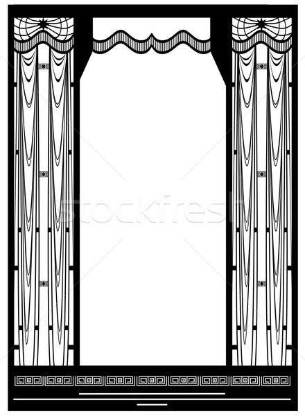 Grid frame Stock photo © tanais