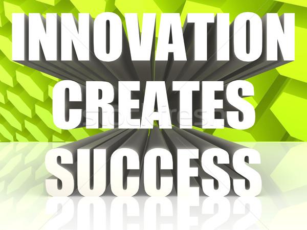 инновация успех изображение оказанный используемый Сток-фото © tang90246