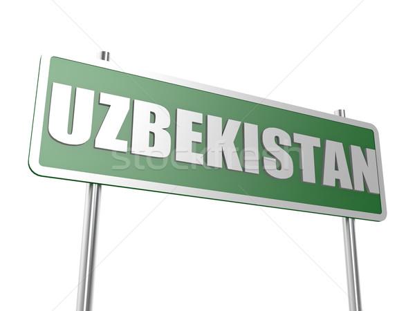 Uzbekistan Stock photo © tang90246