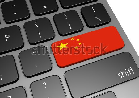 People Republic of China Stock photo © tang90246