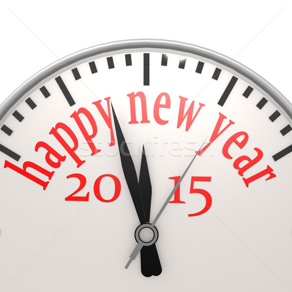Happy new year 2015 Stock photo © tang90246