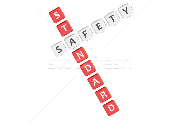 Safety standard Stock photo © tang90246