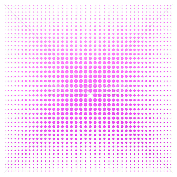 Pink dot with white background Stock photo © tang90246