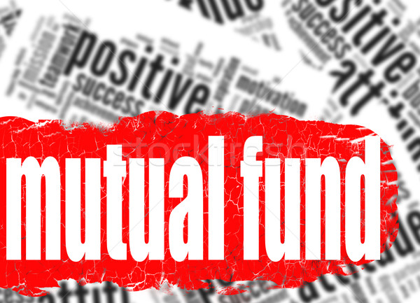 Word cloud mutual fund  Stock photo © tang90246