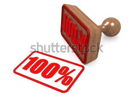 Blank wooden stamp with Belarus flag Stock photo © tang90246