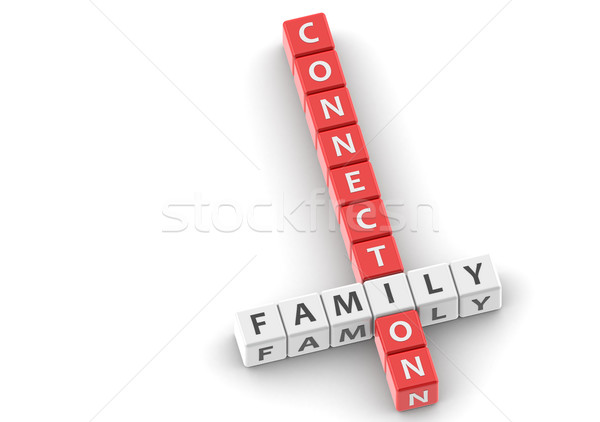 Family Connection Stock photo © tang90246