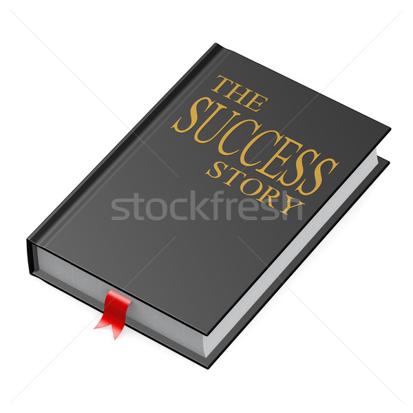 The success story Stock photo © tang90246