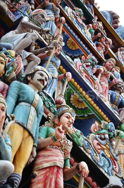 Sri Mariamman Temple Stock photo © tang90246