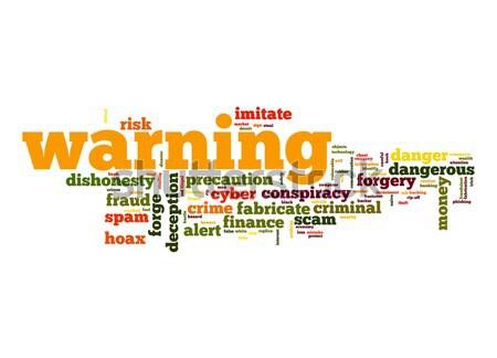 Figyelmeztetés szófelhő pénzügy veszély címke szöveg Stock fotó © tang90246