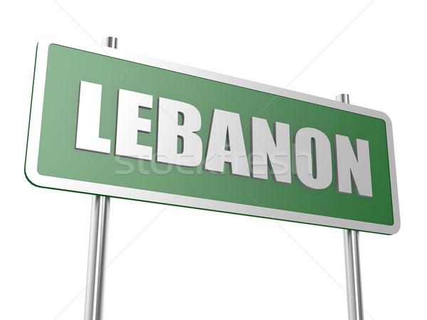 Lebanon Stock photo © tang90246