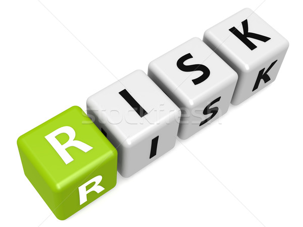 Green risk Stock photo © tang90246