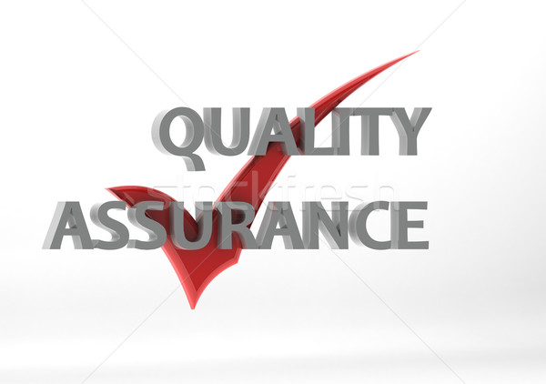 Stock photo: Quality assurance