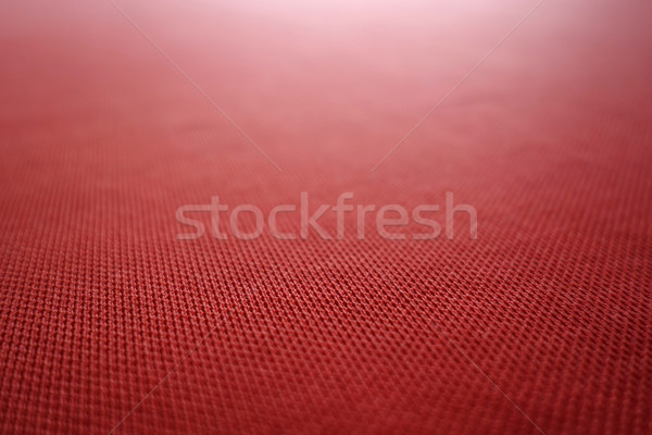 Red texture fabric Stock photo © tang90246