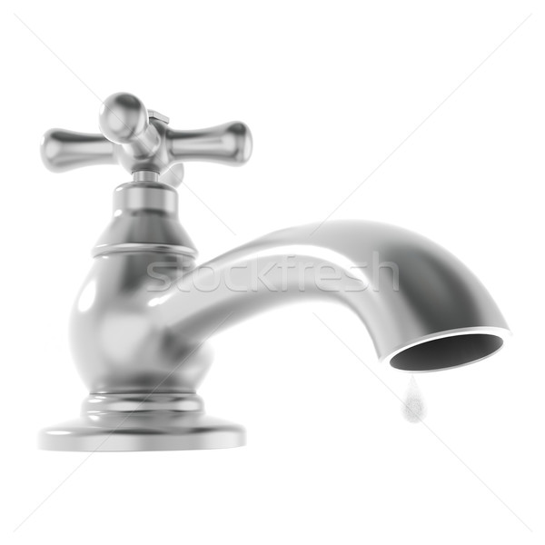 Water tap Stock photo © tang90246