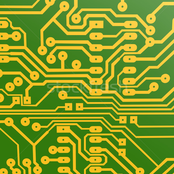 PCB layout Stock photo © tang90246