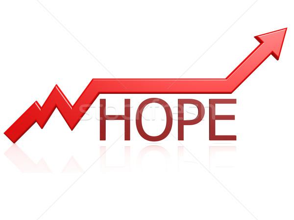 Foto d'archivio: Speranza · grafico · gruppo · finanziare · futuro · successo