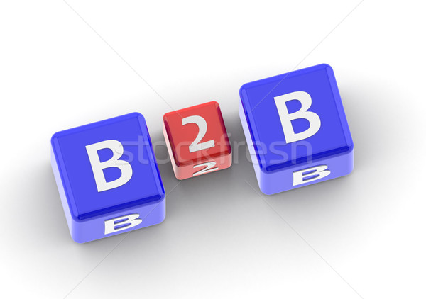 B2B Stock photo © tang90246