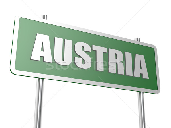 Austria Stock photo © tang90246
