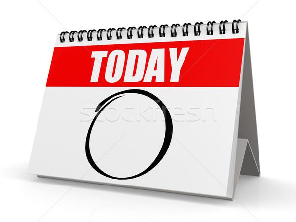 Ma kép renderelt mű használt grafikai tervezés Stock fotó © tang90246