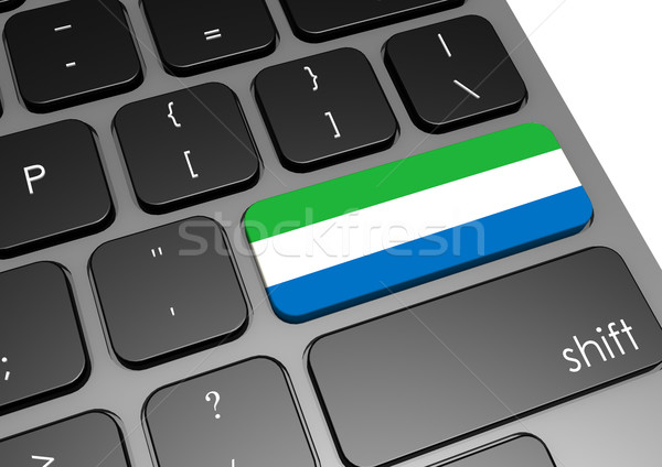 Sierra Leone Stock photo © tang90246