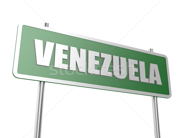 Venezuela Stock photo © tang90246